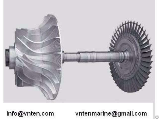Turbocharger Set Or Parts Abb Man Ihi Mitsubishi China