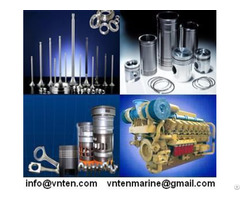 Marine Engine Parts Yanmar Daihatsu Mitsubishi Man B And W Sulzer Pielstick Pa6 China