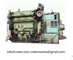 Used 2nd Hand Diesel Engine And Generator Set Yanmar Daihatsu Niigata China