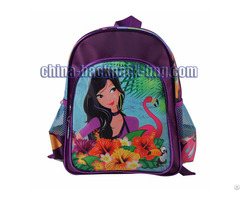 Two Compartments Kids Backpack