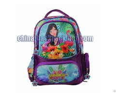 Fashion Girl School Backpack