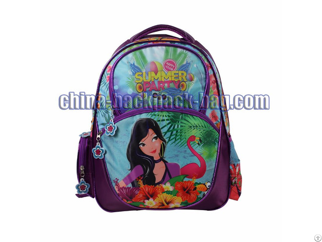 Summer Party Design Backpack