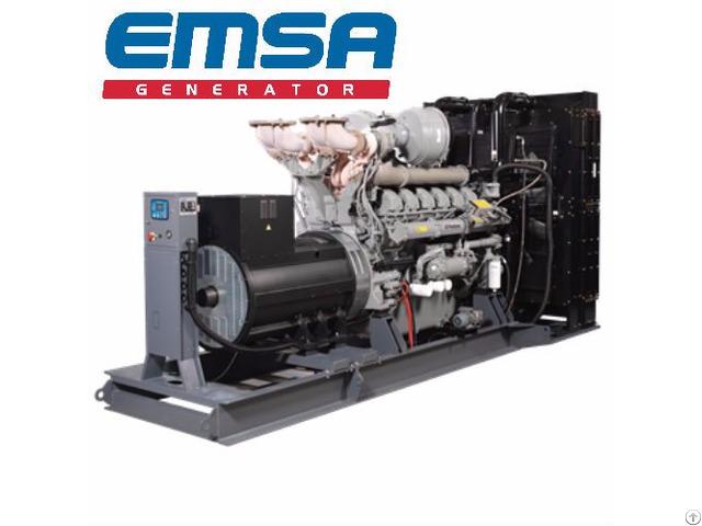 Diesel Generators 3 2500 Kva