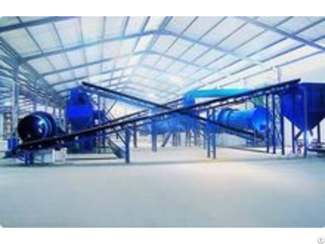 Fan Way Npk Compound Fertilizer Production Line