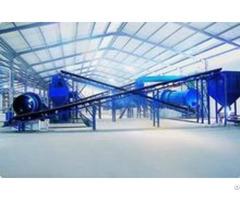 Fan Way Npk Compound Fertilizer Production Line