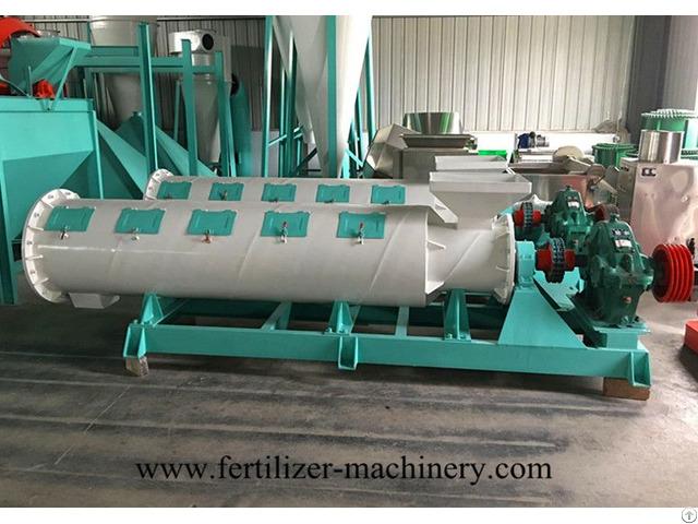 New Type Animal Manure Organic Fertilizer Granulator