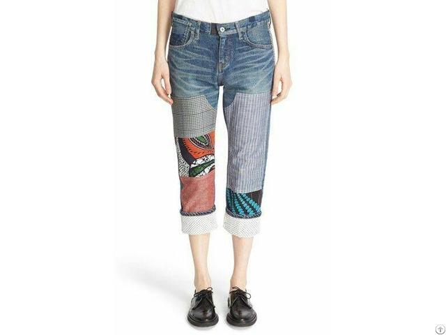 Women Denim Fabrics