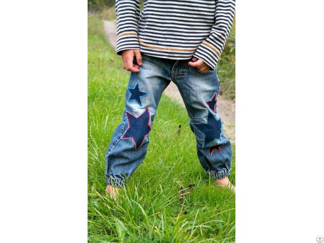 Kids Denim Fabrics