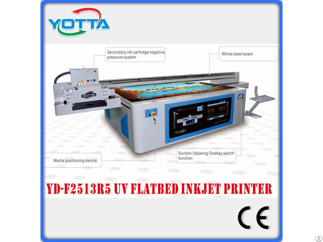 Digital Uv Led Flatbed 3d Printer