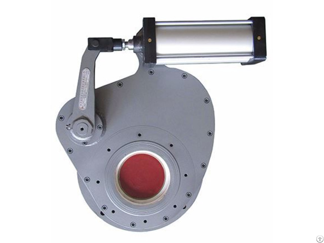 Pneumatic Rotary Type Ceramic Gate Valve