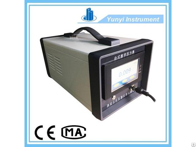 Desktop Digital Pressure Gauge Multi Purpose Calibrator