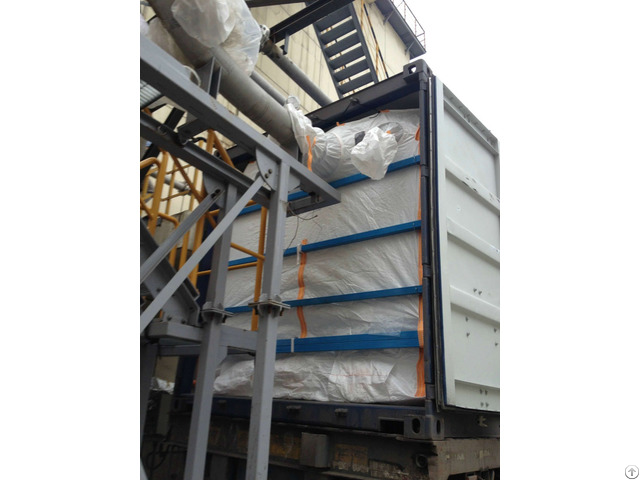 20ft Container Liner For Packing Superabsorbent Polymers