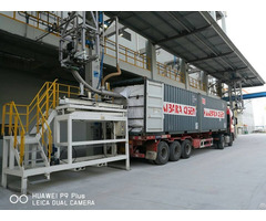 Dry Container Liner For Packing Superabsorbent Polymers