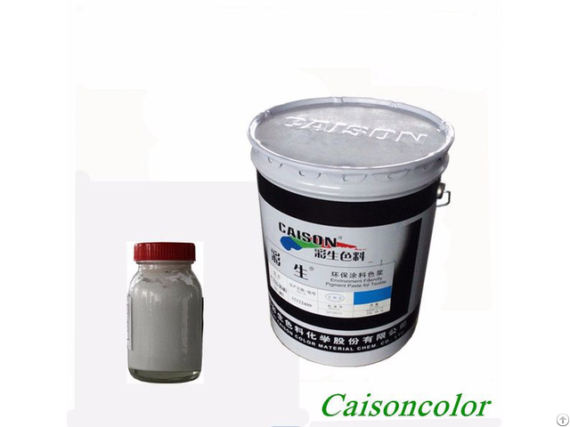 Water Based White Pigment Paste Price