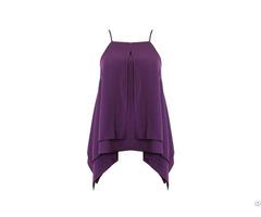 Short Dress Purple