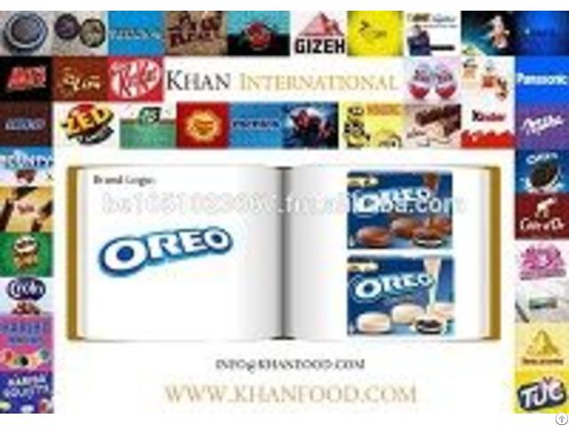 Oreo 246g Milk And White Choc