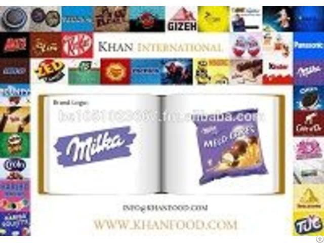 Milka Melo Cake