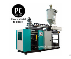 Polycarbonate Blow Molding 5 Gallon 19 Litre Pc Bottle Making Machine