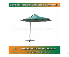 Good Star Group Garden Parasol Sun Shade Umbrella