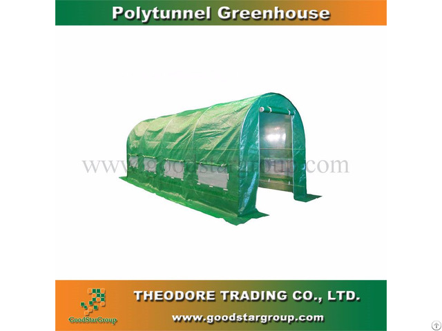 Good Star Group Polytunnel Greenhouse