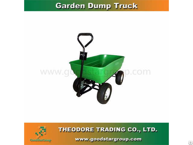 Good Star Group Garden Dump Truck