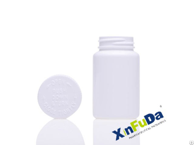100ml Plastic Medicine Container With Crc