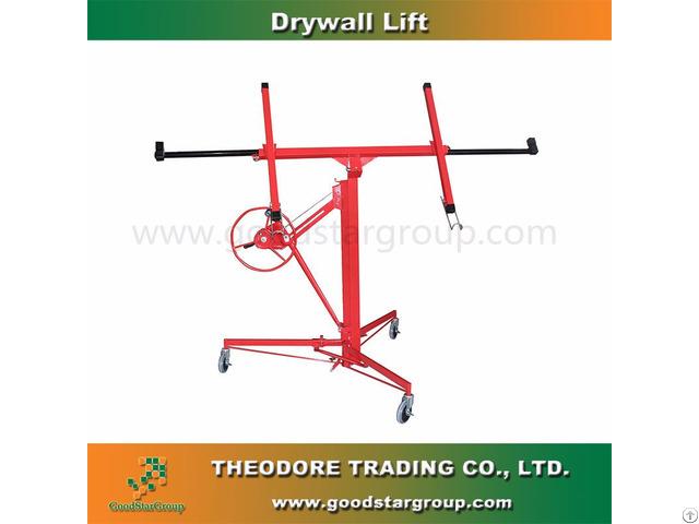 Good Star Group Drywall Lift Panel Hoist Jack