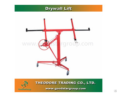 Good Star Group Drywall Lift Panel Hoist Jack
