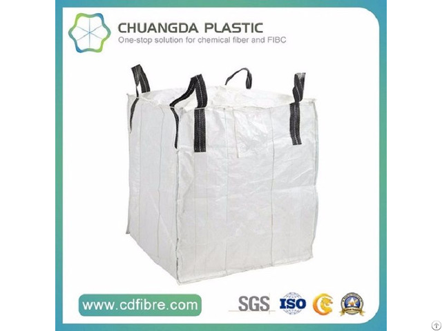 Fibc Jumbo Pp Woven Super Big Bag For Cement