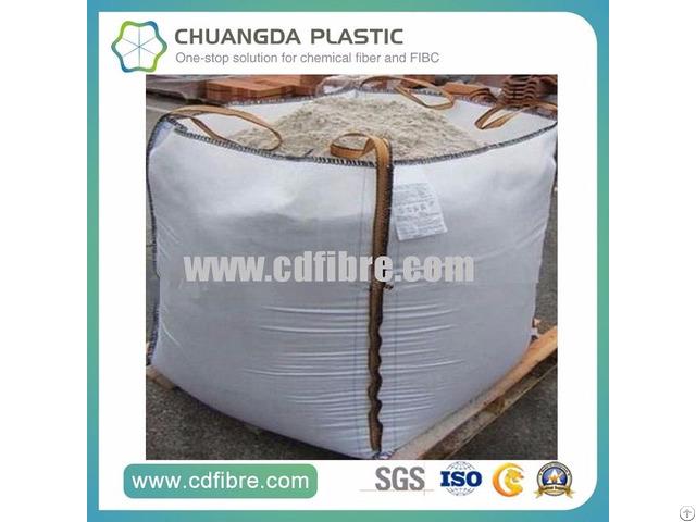 One Ton Pp Woven Bulk Fibc Bag For Sand