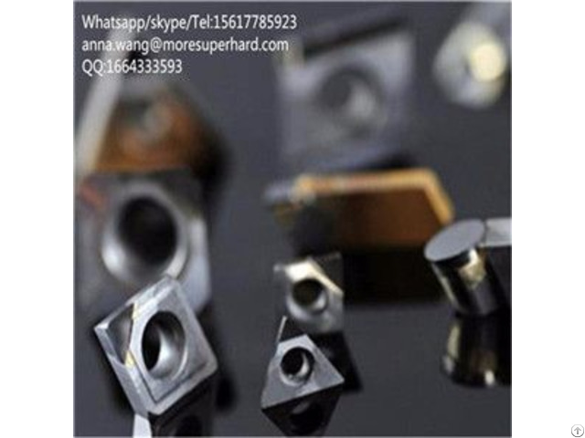 Pcd And Pcbn Cutting Tools