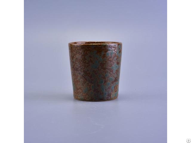 Votive Ceramic Candle Jar Wholesale