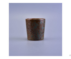 Votive Ceramic Candle Jar Wholesale