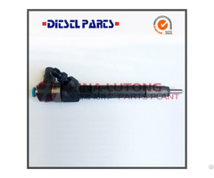 Common Rail Injector 6110701687 0 445 110 190 0445110189 For Mercedes Sprinter