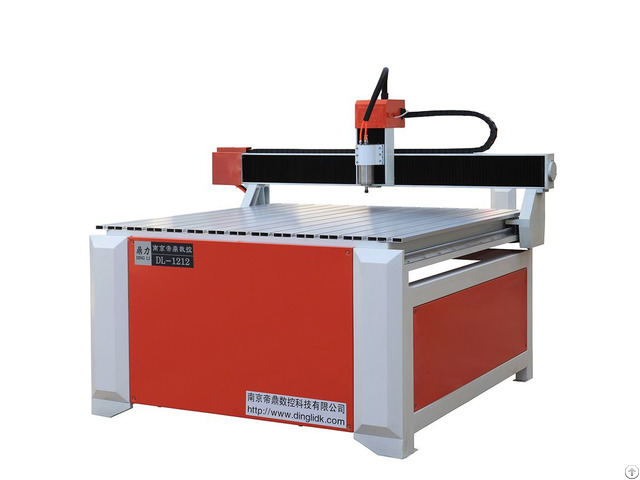 Engraving And Cutting Machine For Advertisement Or Artcrafts