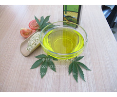 High Quality Hulled Hemp Seed Oil