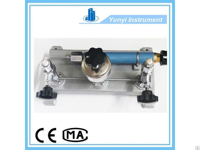 Pressure Gauge Calibration Machine