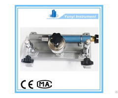 Pressure Gauge Calibration Machine