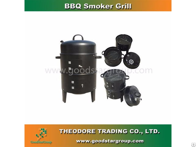 Good Star Group Bbq Smoker Grill