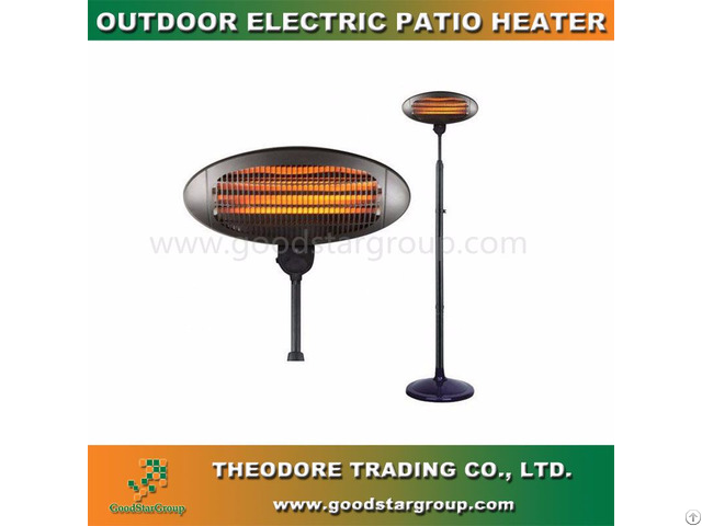 Good Star Group Outdoor Electric Patio Heater