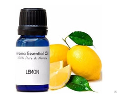 Lemon Skin Essential Oil