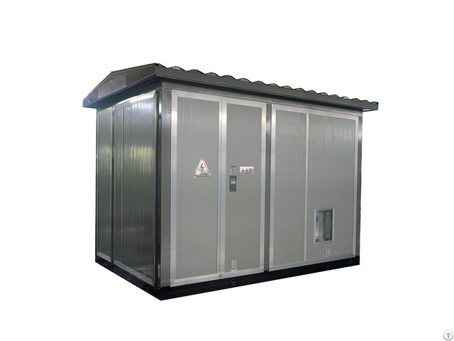 Box Type Substation 10kv