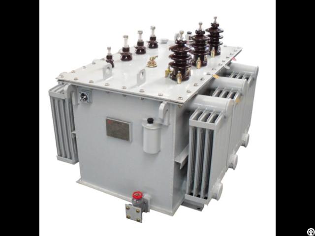 S B H15 M Amorphous Alloy Transformer