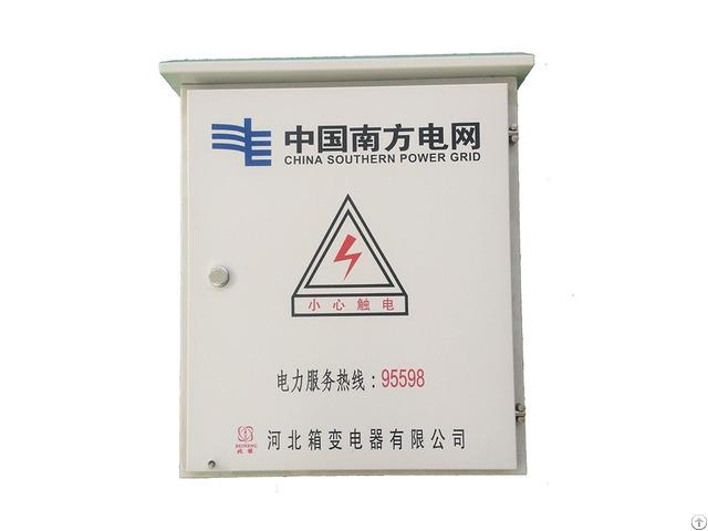 Low Voltage Metering Box Xdd Metal