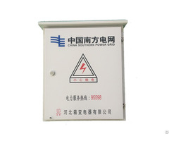 Low Voltage Metering Box Xdd Metal