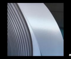 Woven Edge Polyester Satin Ribbon