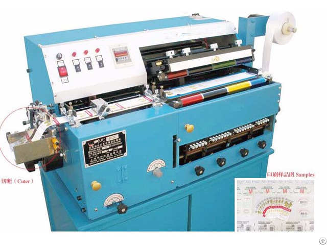 Desktop Label Printing Machine