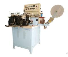 Hot Blade Multifunctional Label Cutting Folding Machine