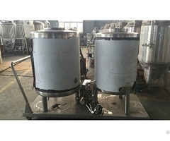 200l Portable Cip Unit