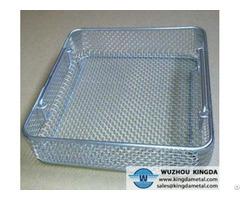 Sterilization Woven Basket